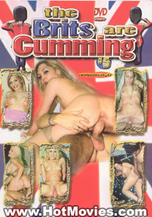 The Brits Are Cumming #5