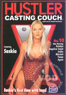 Hustler Casting Couch X No. 10
