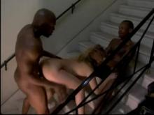 Inseminated By 2 Black Men Clip 4 01:19:40