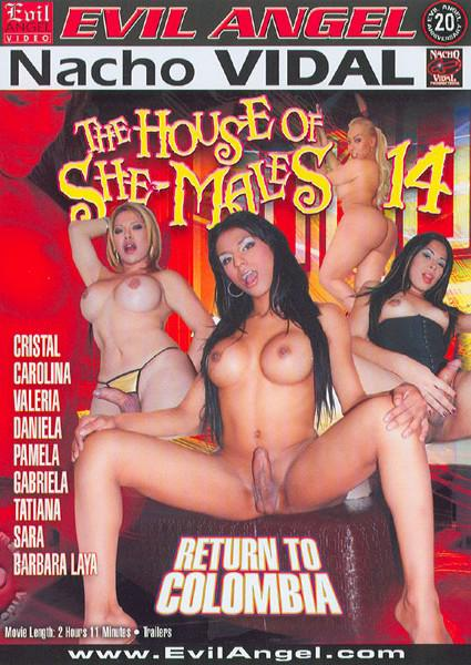 The House Of She-Males 14 - Return To Colombia