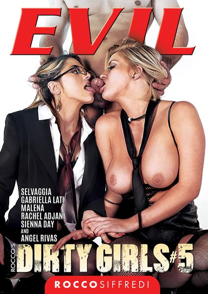 Rocco's Dirty Girls #5 Box Cover