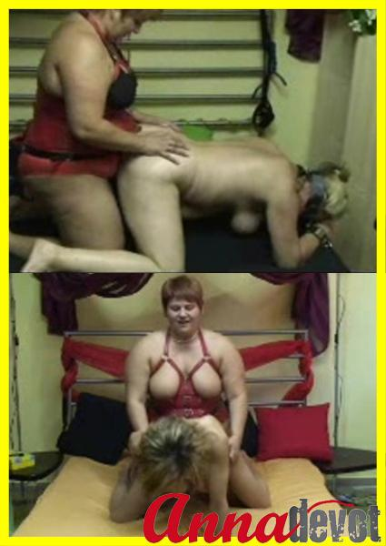 Best of Strap-On from LadyAnna